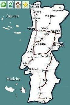castelo de paiva mapa de portugal Portugal 21 castelo de paiva mapa de portugal